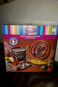 Rotary Chocolate Candy Maker - NEW Irving, 75063