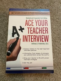 Ace Your Teacher Interview by Anthony D. Fredericks Parkville, 21234