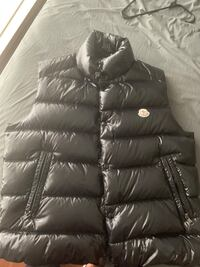 Moncler Vest (original price $910, worn for 3 months) Waterloo, N2V 1C2