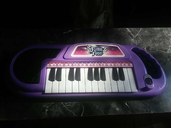 Used jamm fest keyboard toy for sale in Chattanooga - letgo 7a9bba47fe4dc