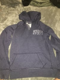 black The North Face pullover hoodie 536 km