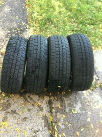 GREAT condition WINTER TIRES P175/65/R14