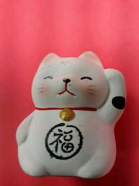 Cutest Good Luck Kitty Cat Decoration!