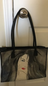af210801041e Used brown Monogram Coach tote bag for sale in Indianapolis - letgo