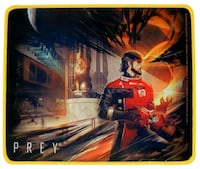 Prey Video Game Mouse Pad Gaming Computer Pad Loot Montréal, H8P 3A6