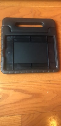 black tablet computer with case New York, 11226