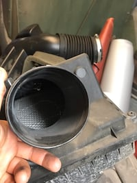 Chevy Silverado air intake factory box and tube