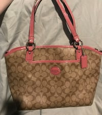 Coach purse/ tote bag  Oro-Medonte, L0L 2E0