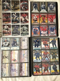 Tim Horton's master sets 4 total