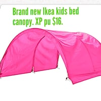 New ikea kids bed canopy Nanaimo, V9S 1J1