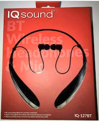 Bluetooth Wireless SuperSonic HeadPhones With Microphone