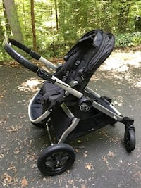 Baby's black City Select stroller (double)  Hockessin, 19707