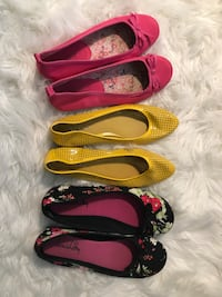 3 Pairs of Flats Aldo's and The Bay Barrie, L4M 5A2