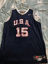 Carmelo Anthony Nike USA Jersey XXL Surrey