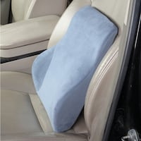 Therapeutic Memory Foam Back Cushion Stanley