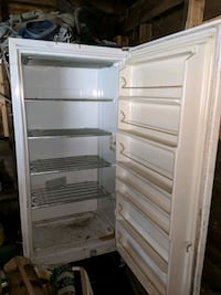 white single-door freezer Salem, 44460