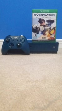 Xbox one S special edition with overwatch origins  Pickering, L1V 6W7