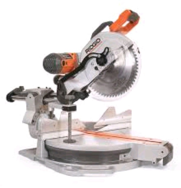 "12"" dual bevel mitre saw kit"