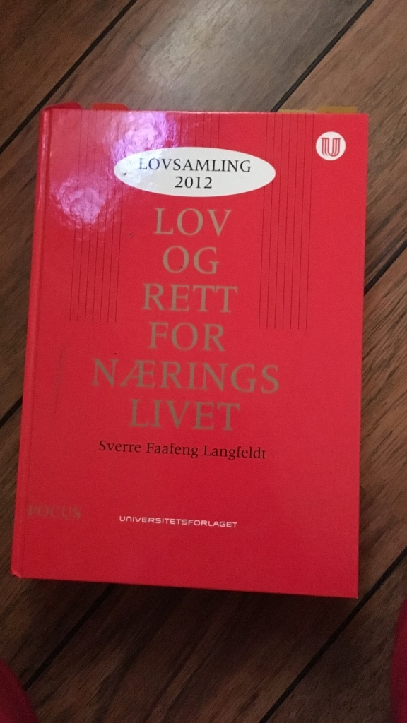 lov og rett for merlings livet book