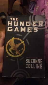 The Hunger Games by Suzanne Collins book Halifax, B3L 3X5