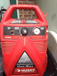 red and black portable generator Lafayette, 70508