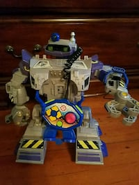 Rescue Heroes robot Westminster, 21158