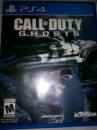 COD Ghosts 2195 km