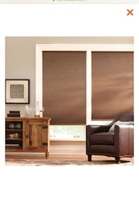 Blackout cordless cellular shades (7 count) Stephens City, 22655