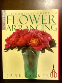 The Complete Guide To Flower Arranging book Hagerstown, 21742