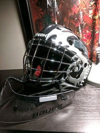 itech goalie mask REDUCED New Westminster, V3M 6E2