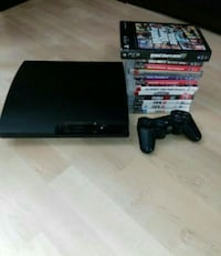 Ps3 300Go + manette + 12 jeux  Barbizon, 77630