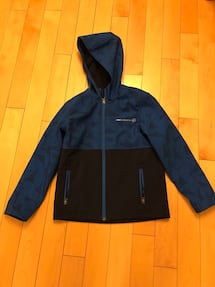 Thermal shell jacket boys size medium 7/8