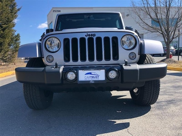 Jeep Wrangler Unlimited 2015 1