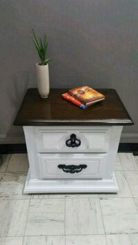 "Night stand/End Table 24"" L, 16"" W, 24"" H"