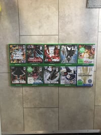 Xbox and ps4 games Springwater, L0L