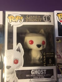 Flocked Ghost SDCC Pop Buffalo, 14210