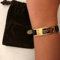 Michael Kors leather adjustable bracelet Montréal, H1R