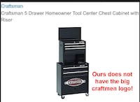 Craftsmen Rolling Tool boxes  Los Angeles