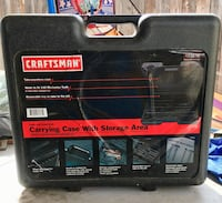Carrying case with storage area San Gabriel, 91776