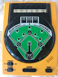 Vintage (early 80s) Electronic Baseball (non-working) Peoria, 85382
