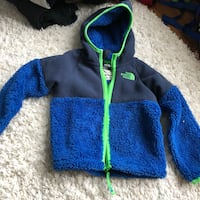 Toddler to 5t winter jackets up for sale. Clarksburg, 20871