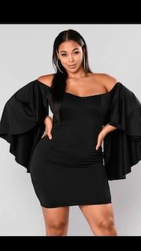 Fashion Nova Plus Size Dress - 3X Sacramento, 95827