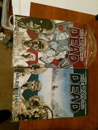 Walking Dead Comics volumes 1 and 2 College Station, 77840