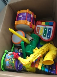 Music baby bundle toys Springfield, 22152