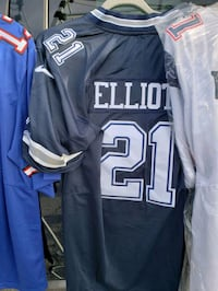 Jersey  size Large  and XLARGE