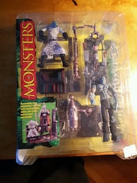 Monsters action figure