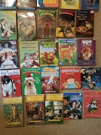 Children's Books - you choose - see description for prices Clinton