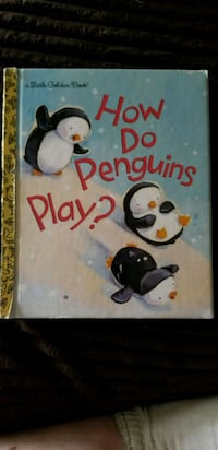 How Do Penguins Play Book  Fulton, 13069