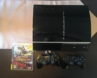 PS3 with controller and one game Surrey, V3R 2Y5