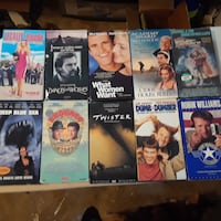 Classic VHS tapes Ladson